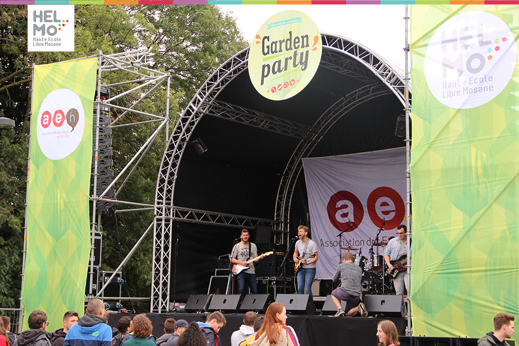 Garden Party HELMo AEH 2019 : les photos